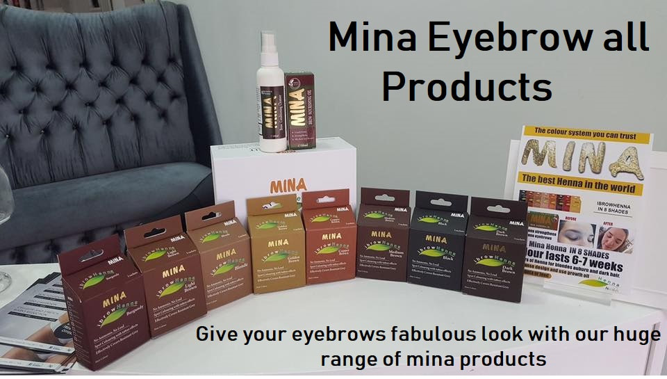 Tips For How To Give Your Eyebrows A Perfect Coverage With Mina